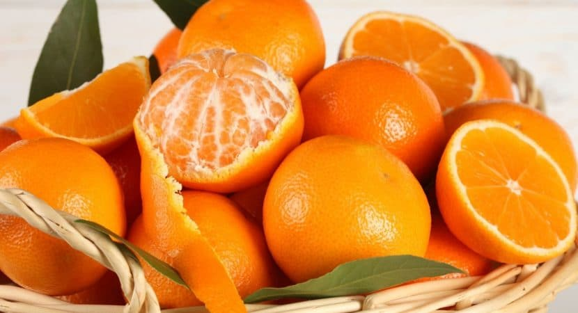 Ăn cam rất tốt cho sức khỏe